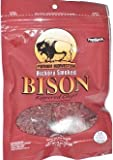 Bison Jerky Chips (4oz)- Exotic Meat Wild Game Beef Jerky