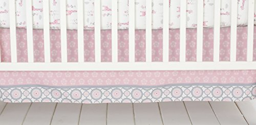 Cuddletime Sky High 6 Piece Bedding Collection Pink