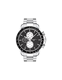 TISSOT V8 AUTOMATIC CHRONOGRAPH T1064271105100 MEN WATCH