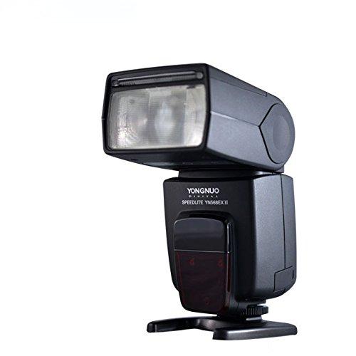 Yongnuo YN-568EX II, YN568EX II Flash, High speed, Ultra powerful GN master control, Off camera speedlite for Canon by YONGNUO
