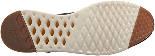 Cole Haan Menns Grandpro Løper Stitchlite Sneaker Marineblå Peon / Morel