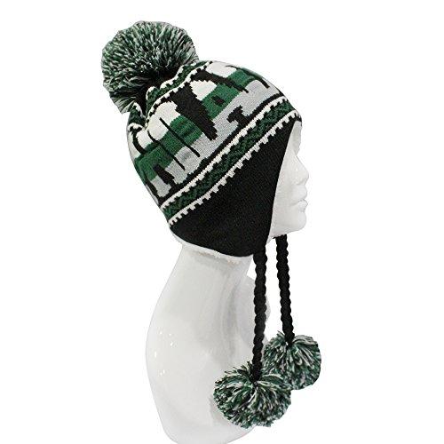 Philadelphia Eagles Pom Hat c46099cfa89d