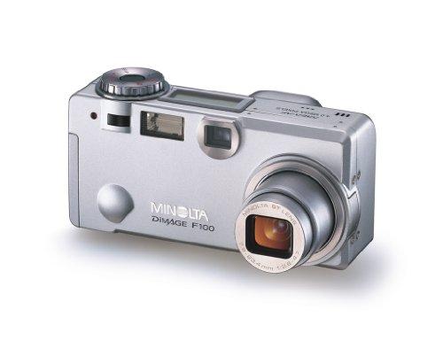 Minolta Dimage F100 4MP Digital Camera w/ 3x Optical Zoom (Minolta Camera Dimage)