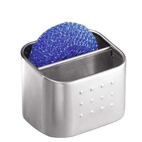mDesign Kitchen Holder Sponges Scrubbers