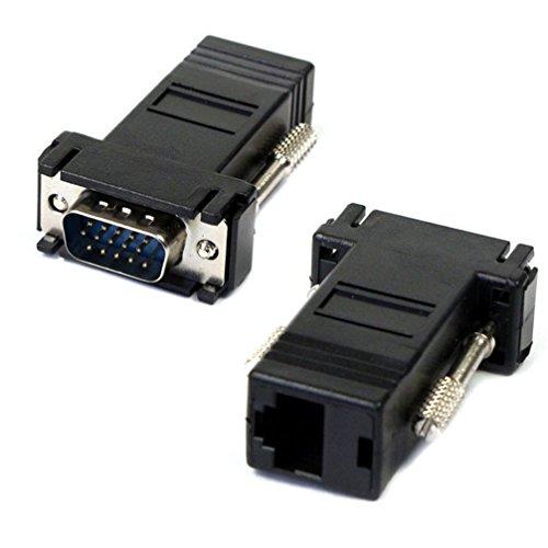 USB to RJ45 Extension Extender Converter Adapter UP 150ft - 7