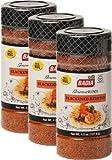 Badia Seafood Seasoning (Blackened) 4.5 oz Pack of 3