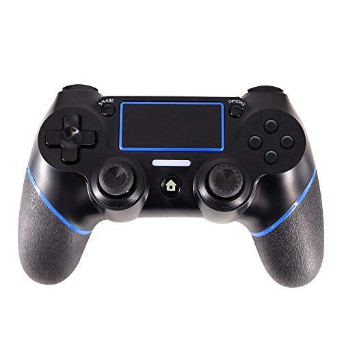 Price comparison product image PS4 Controller, J&TOP Wireless Bluetooth Dualshock Gamepad for PlayStation 4