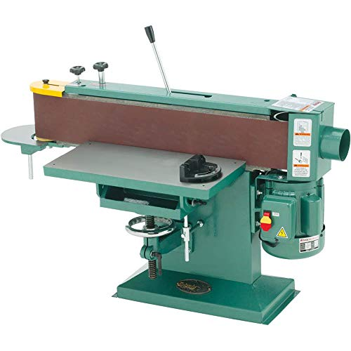 Grizzly Non-Oscillating Edge Sander