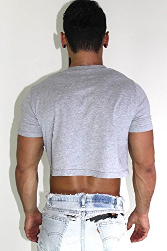 749de4b780c72 Marek+Richard Men s Core Cropped Tee