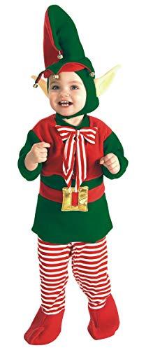 Rubie's Lil' Elf Costume, Multi, ()