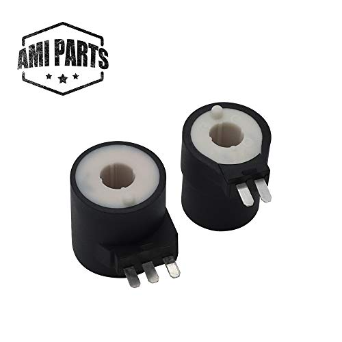 279834 Dryer Gas Valve Ignition Solenoid Coil Kit Compatible with Kenmore Whirlpool Dryers Replacement Part by AMI - Replace PS334310 694540 AP3094251