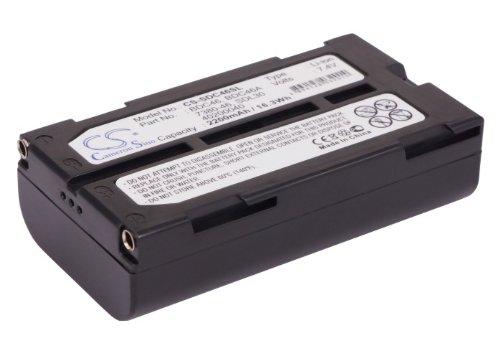 Cameron Sino 2200mAh/16.3WH batterie de remplacement pour Sokkia Set30r CS-SDC46SL_0021