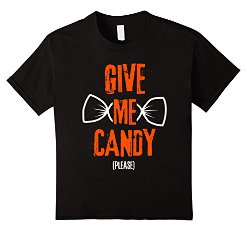 Kids Give Me Candy Halloween Shirt Funny Costume Gift Idea 12 (Mean Girls Halloween Costume Ideas)