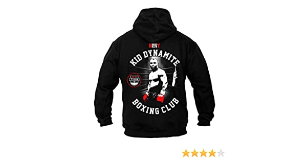 Dirty Ray Boxeo Kid Dynamite Boxing Club sudadera hombre con ...