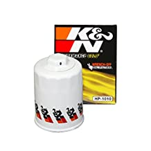 K&N HP-1010 Performance Wrench-Off Oil Filter