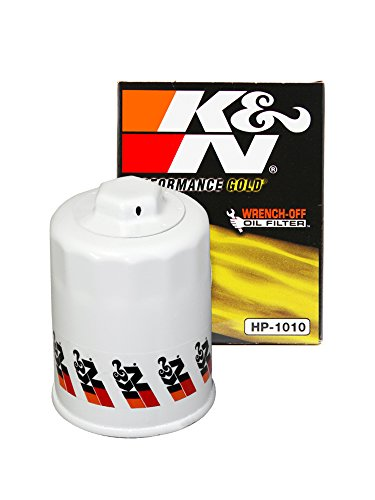 K&N HP-1010 Performance Wrench-Off Oil Filter (04 Civic Oil Filter compare prices)