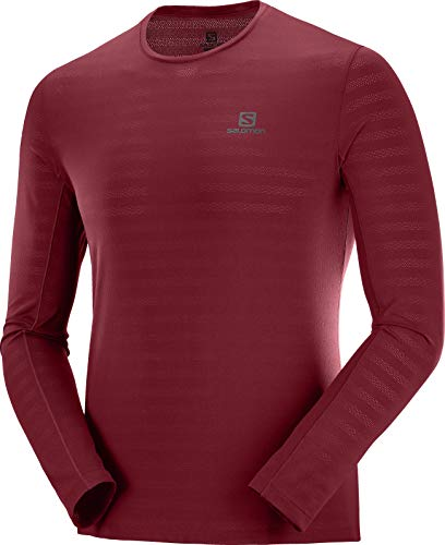 Salomon Men's Xa Long Sleeve Tee