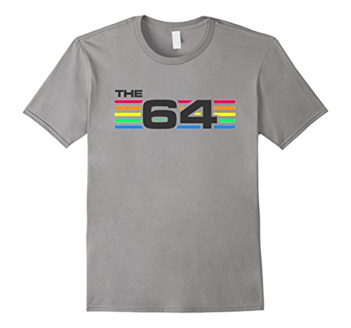 Men's Commodore 64 Retro Computer T-Shirt