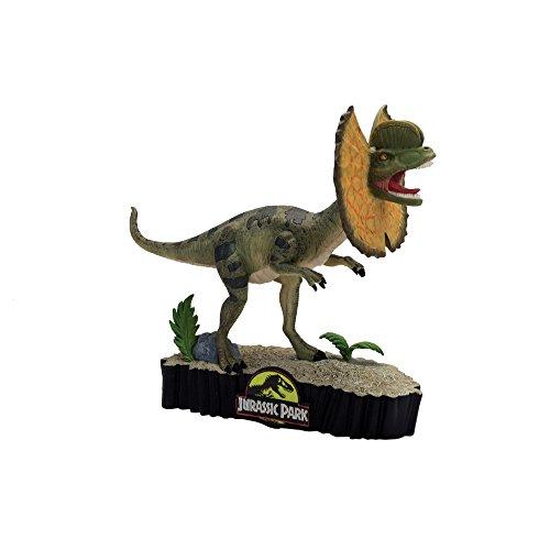 Jurassic Park - Dilophosaurus Premium Motion Statue