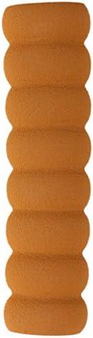 Sharplace Türgriff Stopper, Fenster Schaumstoff Schutz Puffer - Braun
