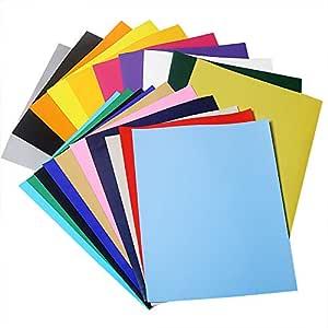 GIZGA 20 unidades de papel de transferencia de calor 20 x 30 cm ...