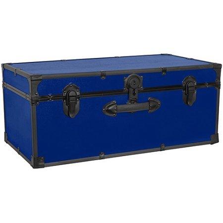 Seward Trunk Stackable Storage Footlocker, 30