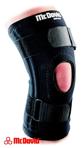 f3c73d14fc Image Unavailable. Image not available for. Color: McDavid Patella Knee  Support ...
