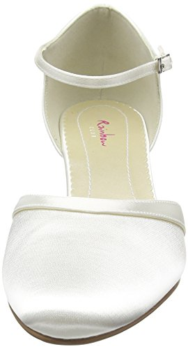 Elsa Hi Slippers Ivoire femme Top Shoes Coloured 44qwpS
