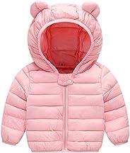 Baby Puffer Jacket Winter Hooded Coat Puffer Jacket Lightweight Outerwear Outfits