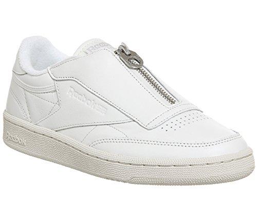 Chaussures Zip 85 Beige Reebok W C Club nqpxWfX