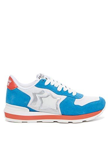 Woman White 35B White Low STARS Shoes BD Vega ATLANTIC Sneakers R8qnE6x0