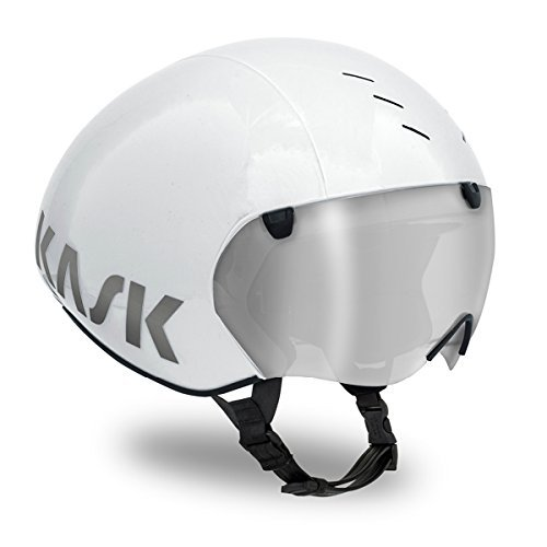 Kask-Bambino-Pro-Time-Trial-Cycling-Helmet-Silver-Large-by-Kask