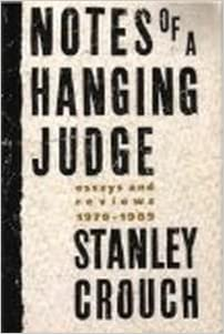 Image result for notes of a hanging judge