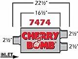Cherry Bomb 7474 Pro Muffler