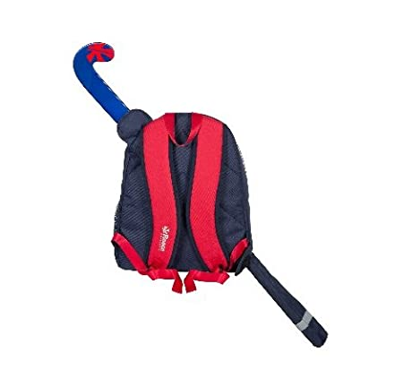 6f7ac507528 Reece Northam Hockey Stick Backpack - Navy/Red: Amazon.co.uk: Sports &  Outdoors