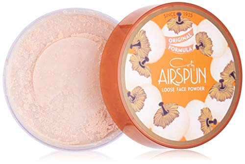 Coty AirSpun Loose Face Powder 070-24 Translucent, 2.3 oz (Pack of 3)