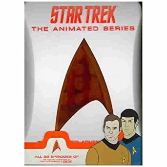 STAR TREK-ANIMATED SERIES-ANIMATED ADV OF GENE R(DVD)(4DISCS) (Star Trek Cartoon)