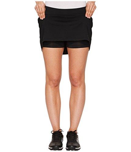 Nike golf skorts for women. NIKE Women's Dry Golf Skort, Black/Black, Large
