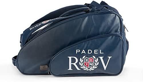 Padel/Sport Revolution, Paletero Padel Marino, Azul: Amazon.es: Deportes y aire libre