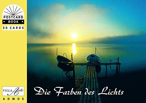 Die Farben des Lichts/The Colours of Light: Postkartenbuch