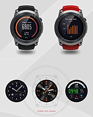 ALXDR S958 Smart Watch Phone GPS Sport Fitness Tracker con ...