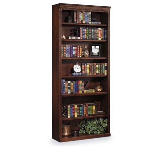Huntington Oxford Oak Bookcase - 4