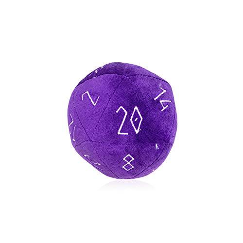 Norse Foundry Lich Purple Plush 170mm Plushie Boulder D20 Dice