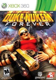 2K Games Duke Nukem Forever (Xbox 360) for Xbox 360 for Age - 18 and Up (Catalog Category: Xbox 360 / Action )