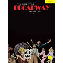 The Definitive Broadway Collection  Songbook (Definitive Collections)