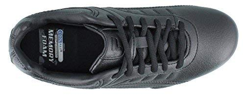 Fila Women's Elleray 5 Slip Resistant Shoe Hiking, Black, 7 B US