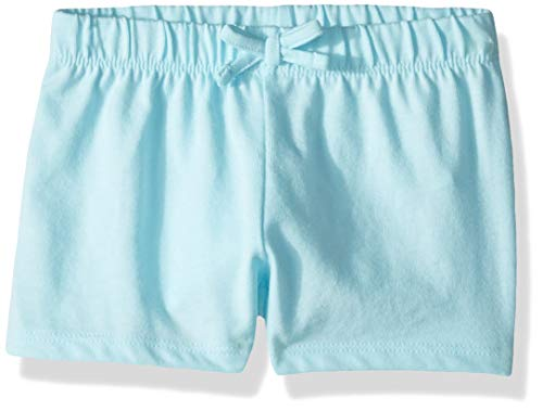 - The Children's Place Baby Girls Solid Novelty Matchable Waistband Shorts, Seagrove 18-24MONTH