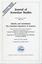 Journal of Armenian Studies (Vol. III, No. 1 and 2, 1986 -1987)