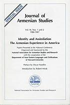 Journal of Armenian Studies (Vol. III, No. 1 and 2, 1986 -1987)
