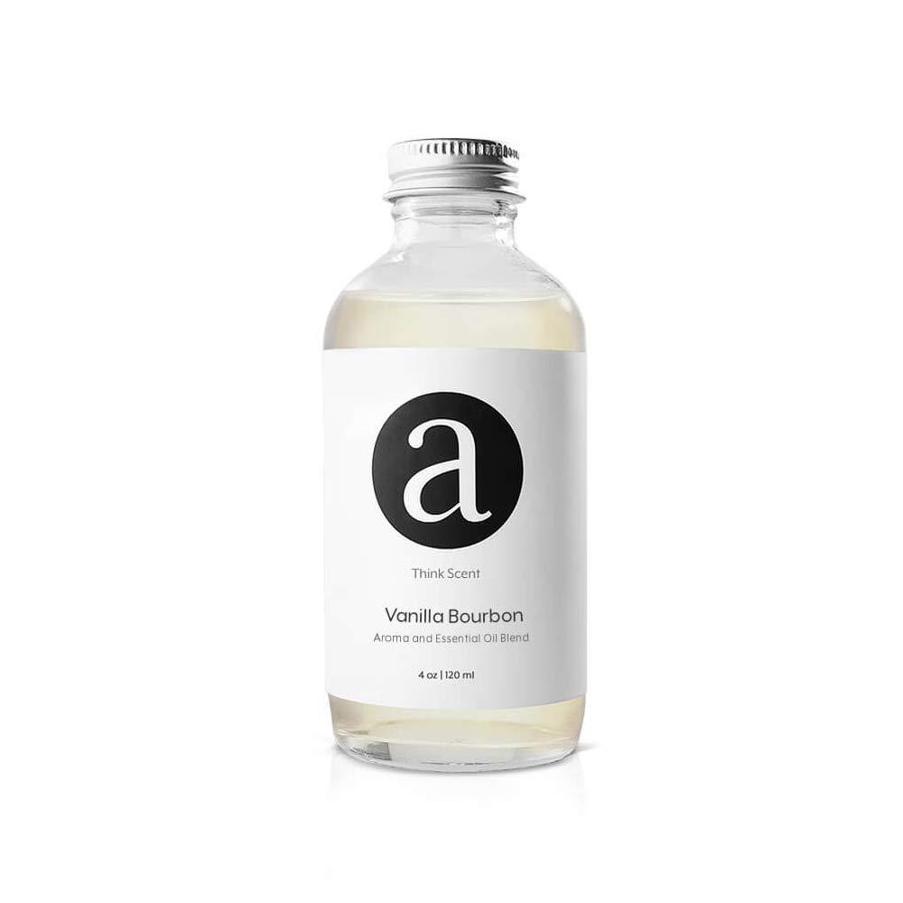 Vanilla Bourbon for Aroma Oil Scent Diffusers - 120 milliliter
